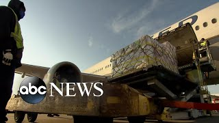 ABC News Live Update: Airlines prepare to transport COVID-19 vaccine