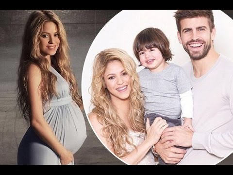 Shakira gives birth to second son: Singer welcomes baby boy CONGRATULATIONS