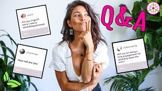 Q&A: AM I A VIRGIN? WHEN AM I GETTING MARRIED?