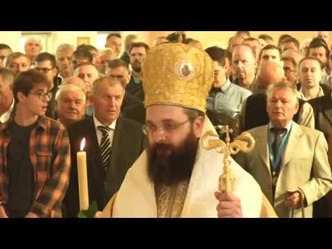 Veliki Vaskrsnji Sabor - Manastir Sv Save Canberra 17. April 2017.