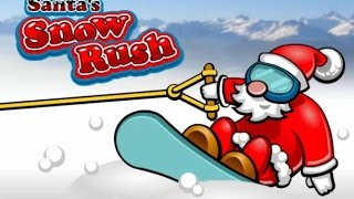 Santa's Snow Rush | Kids Games