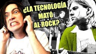 Así sonaría NIRVANA si grabaran hoy en día | ¿La tecnología mató al rock?