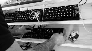 Two Moog Dfam & the Enjoy Electronics Reminder  Part 2