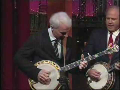 Steve Martin & Earl Scruggs -Foggy Mountain Breakdown