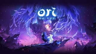 Начало путешествия! (Ori and the will of the wisps)
