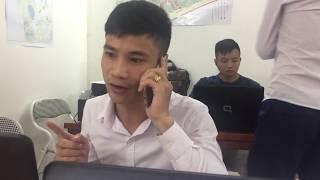 thánh gọi điện thoại telesale qua điện thoại chốt gặp khách hàng và hẹn gặp