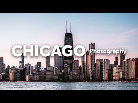 First time in CHICAGO — Travel Photography