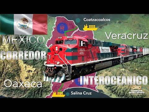 Image result for proyecto Istmo de Tehuantepec