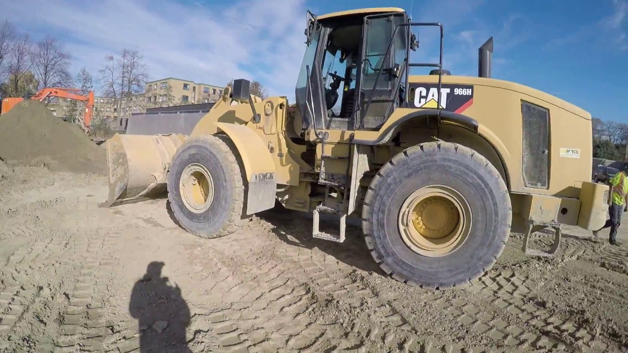 how to run a front end loader