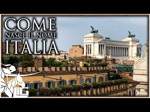 History of Italy   Qual è l'origine del nome Italia?  ( Ep.1 HD ITA )