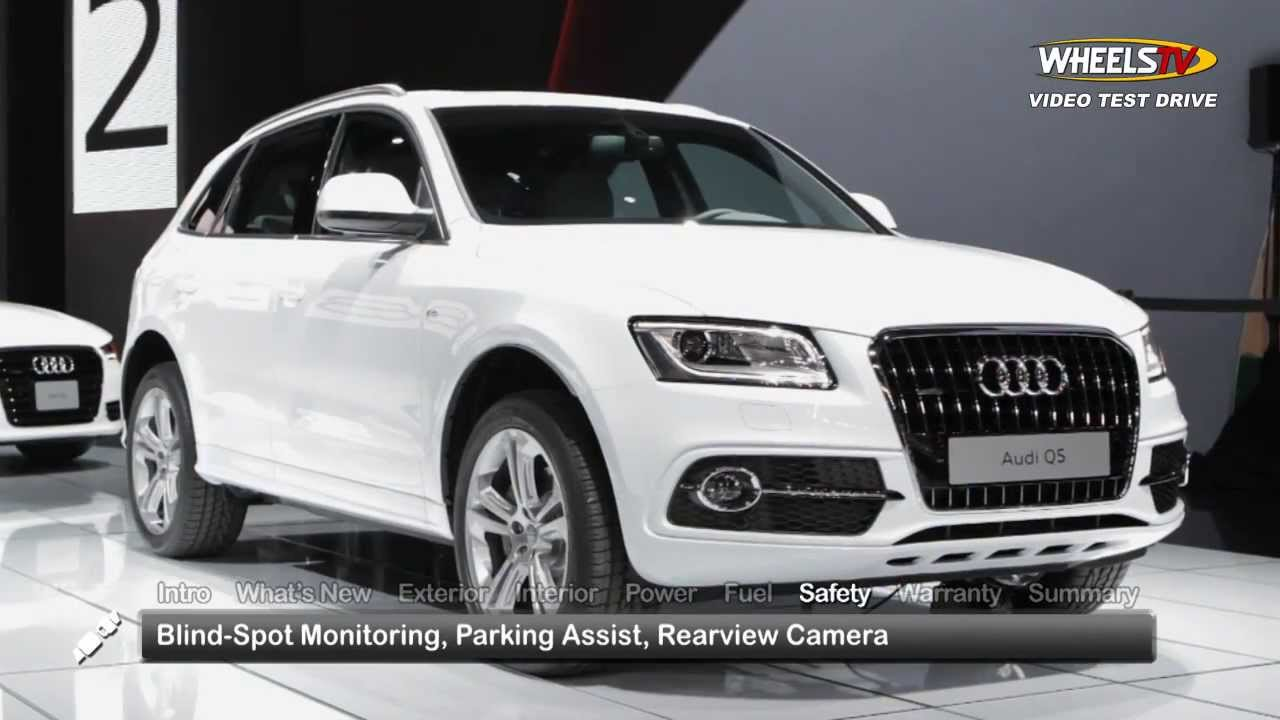 2014 audi q5 hybrid test drive youtube. Black Bedroom Furniture Sets. Home Design Ideas