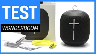 Ultimate Ears Wonderboom im Test - Wasserfester (IPX7), kompakter Bluetooth-Lautsprecher