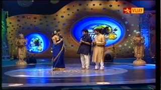 Suchethan Rangaswamy-Unnikrishnan-Airtel super singers