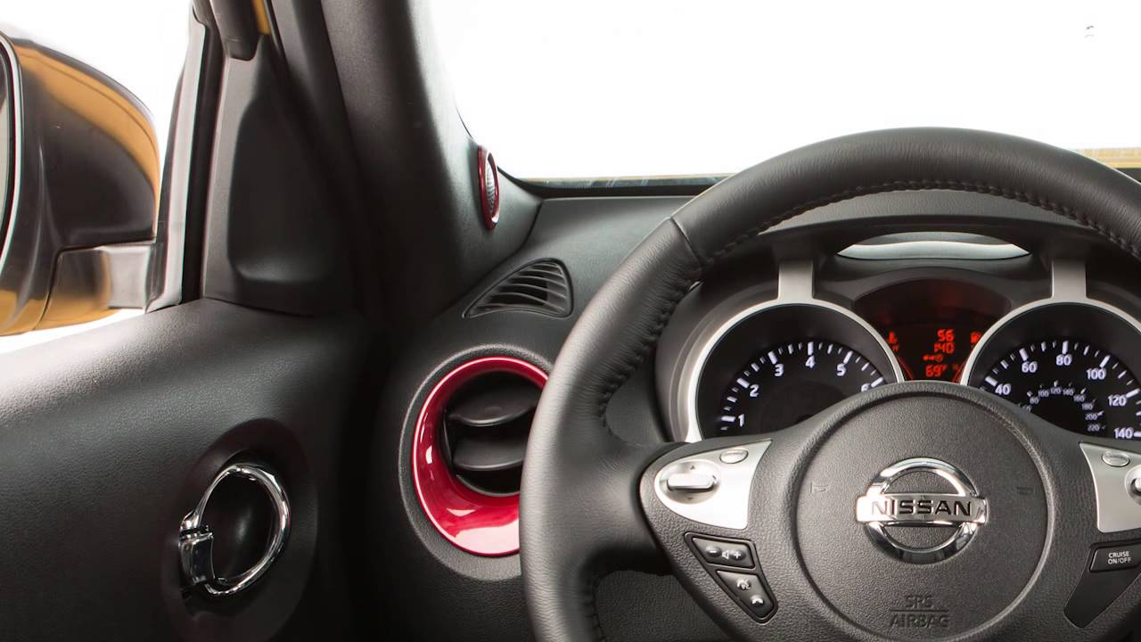 2016 NISSAN Juke - Heater and Air Conditioner