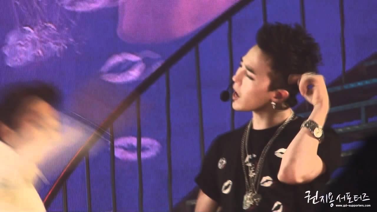 111203 YG Family concert - I am best GD (Full ver)