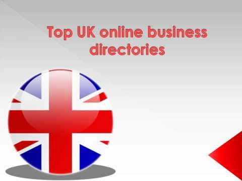 Top UK online business directories