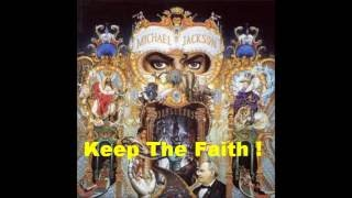 Keep The Faith - Michael Jackson (Lyrics)