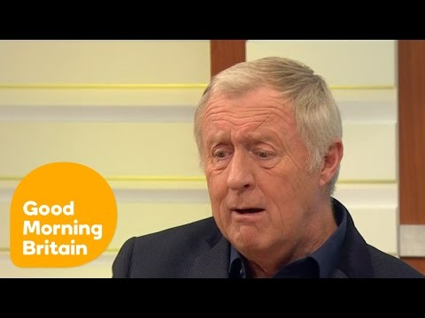 Christ Tarrant Blows Up a Mountain | Good Morning Britain
