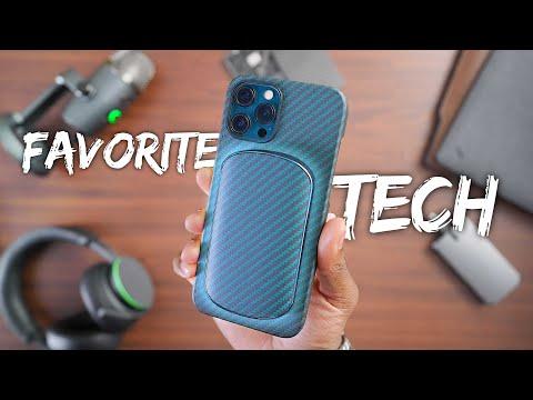 My Favorite Everyday Tech!