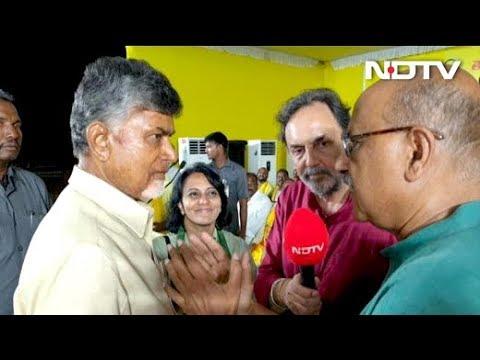 Will Chandrababu Naidu Keep Andhra? Prannoy Roy's Analysis