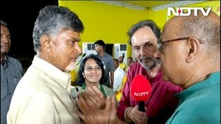 Will Chandrababu Naidu Keep Andhra? Prannoy Roy's Analysis