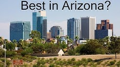 Best Place To Live in Arizona 2019