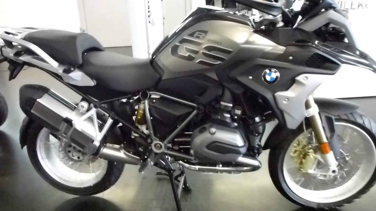2017 bmw r 1200 gs 125 hp 200 km h 124 mph see also playlist youtube. Black Bedroom Furniture Sets. Home Design Ideas