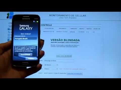 Rastrear celular ou tablet DEPOIS de roubado, app rastreador recuperar