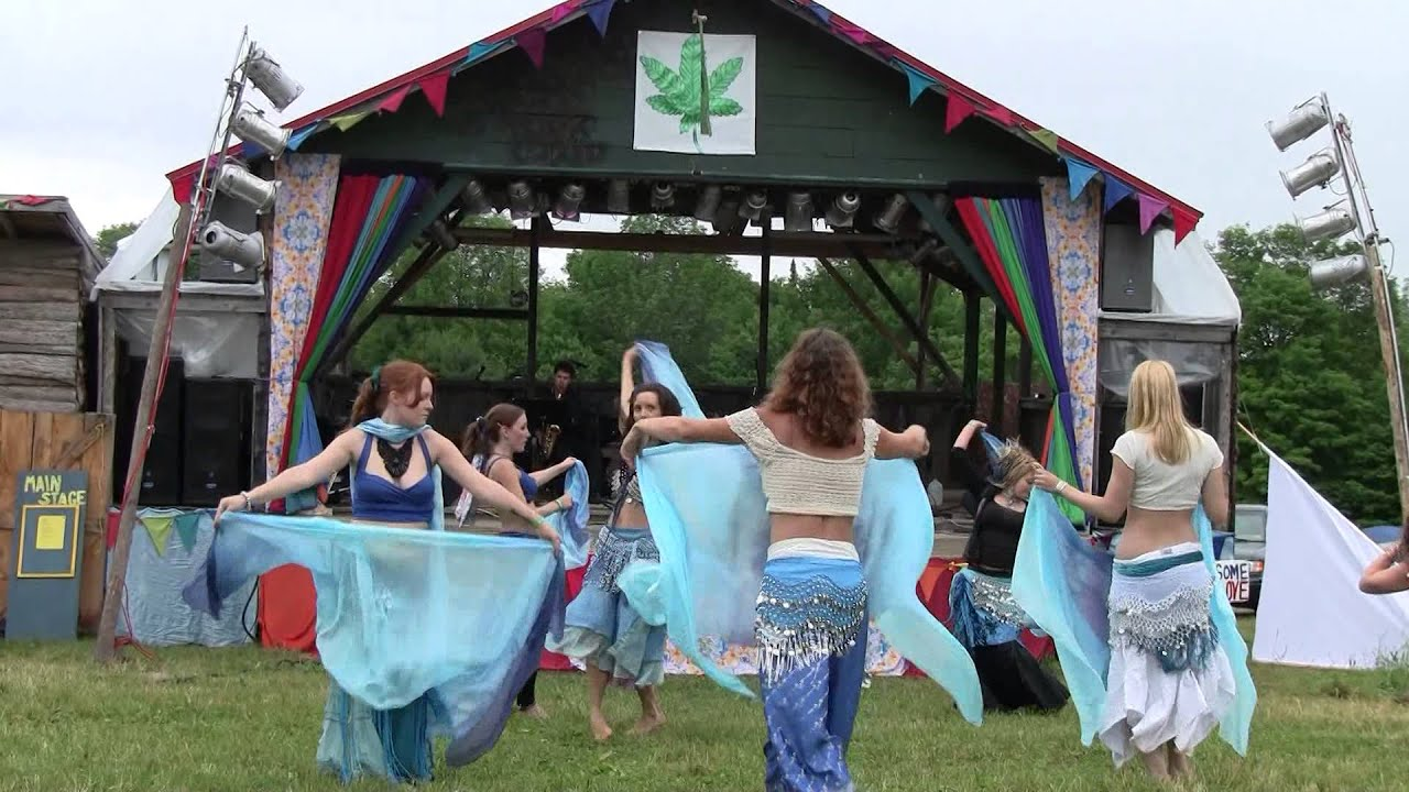 barefoot truth dancers at harry brown s farm youtube