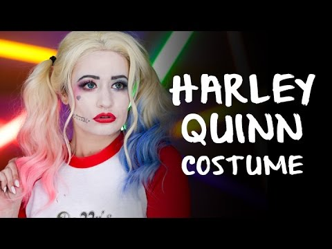 Diy harley quinn costume from suicide squad style survival youtube diy harley quinn costume from suicide squad style survival solutioingenieria Gallery