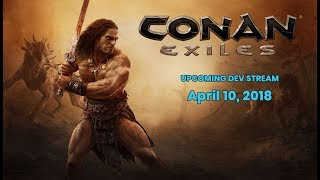 Conan Exiles Dev Stream - Welcome to the Swungle