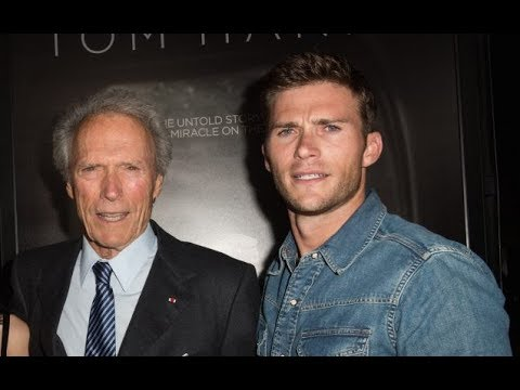 hunks of hollywood clint and scott eastwood