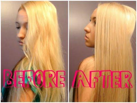 diy toner to rid of orange dark brown hairs