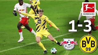 BVB back in the Game! | Leipzig - Dortmund | 1-3 | Highlights | Matchday 15 - Bundesliga 2020/21