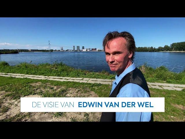 De visie van Edwin van der Wel (Rijkswaterstaat) | Transitieteam Circulaire Bouweconomie