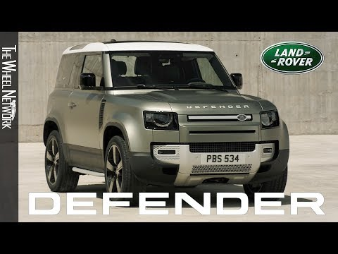 2020 Land Rover Defender – Product Introduction