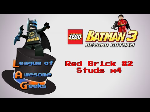 Red Bricks Lego Batman 3 Beyond Gotham Wiki Guide Ign