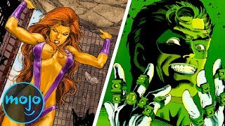 Top 10 DC Moments That Made Fans Rage Quit