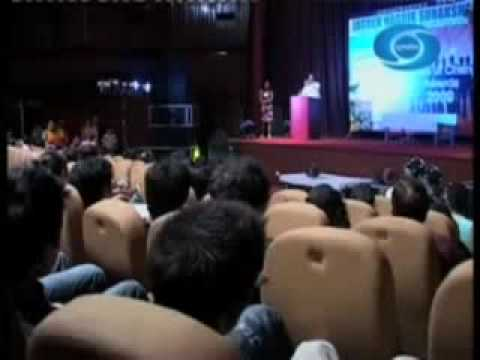 AGENTS OF CHANGE 2009--WELCOME SPEECH BY ANJAN KUMAR SAMAL