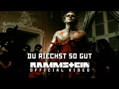 Rammstein  Du Riechst So Gut '98  Video