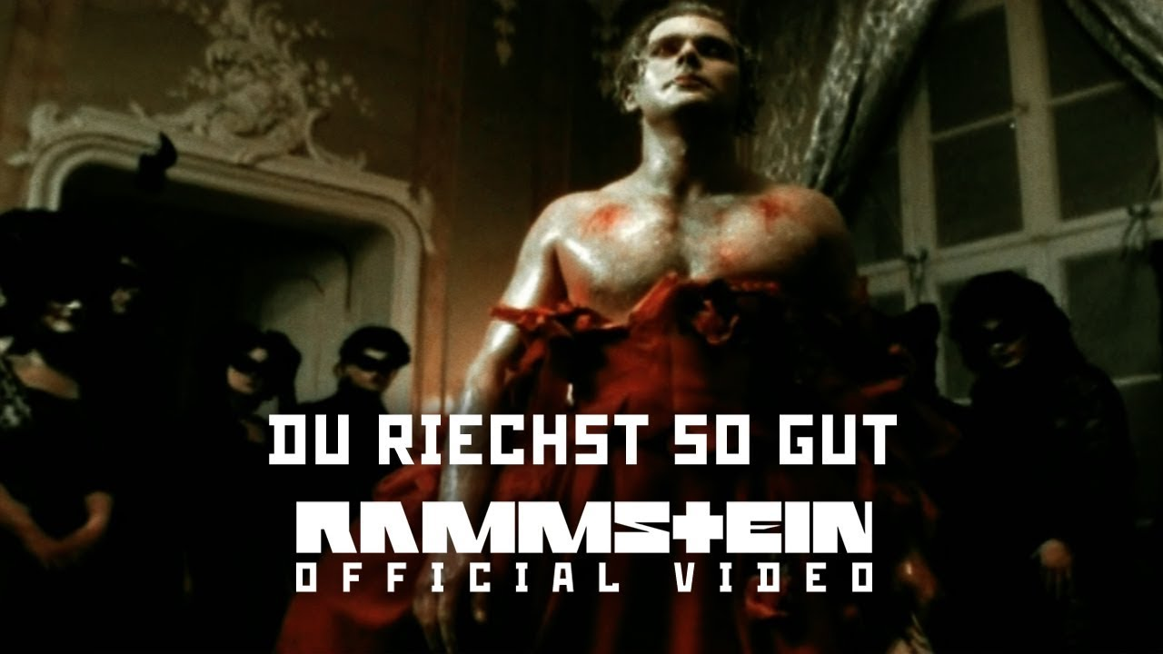 Rammstein - Du Riechst So Gut '98 (Officia