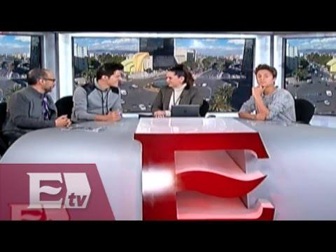 "Entrevista con los ""VineStars"" Rafa y Juanpa Zurita / Yuriria Sierra"