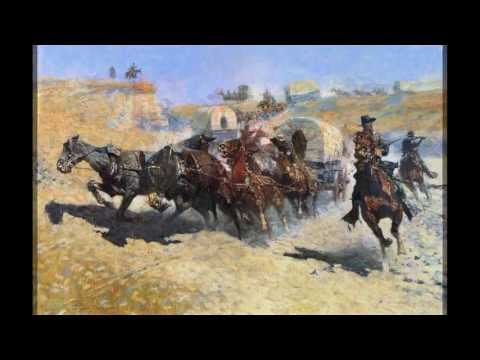 Old West Paintings