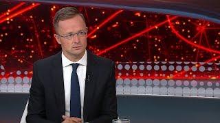 A bevándorláspárti koalíció szavazott igennel - Szijjártó Péter - ECHO TV