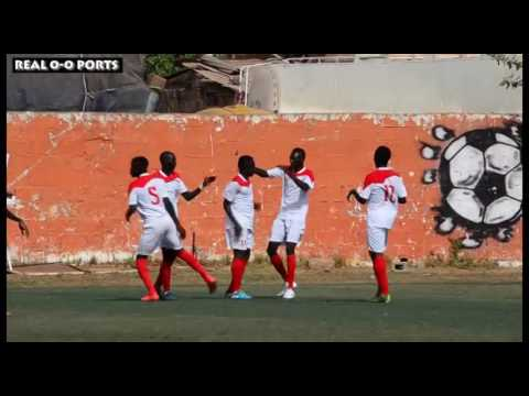 REAL DE BANJUL FC VS GAMBIA PORTS AUTHORITY
