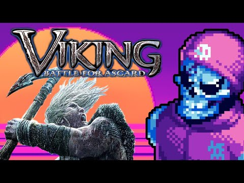 Drink Mead, Eat The Rich! - Viking: Battle For Asgard (Xbox 360)