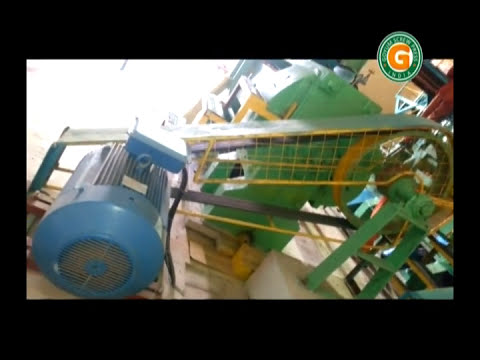20 TPD Sunflower Oil Mill Plant by Goyum in Africa