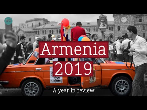 Video | Year two of the Armenian revolution