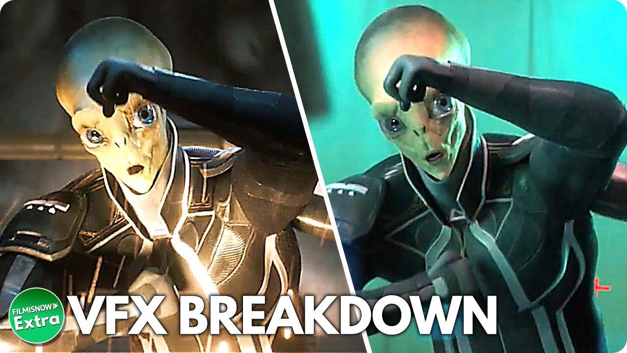 COSMOBALL | VFX Breakdown by Film Direction FX (2020)
