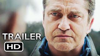 ANGEL HAS FALLEN Official Trailer (2019) Gerard Butler, Morgan Freeman Action Movie HD